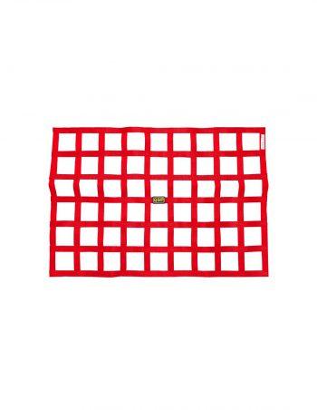 QWIND-red-qsp-window-net-westcoast motorsport fönsternät rutnät röd red