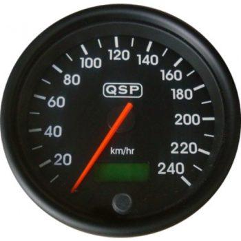 QSP Hastighetsmätare QMO KM