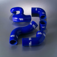 TCS53, Volvo 850T5 /850T5R /S70T5 /V70T5, Turbo silicone hose kit, Samco Sport, Westcoast Motorsport