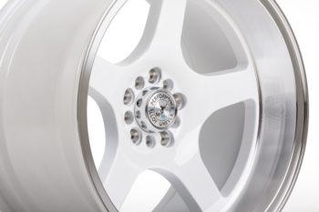 d-004 d004 59 north wheels westcoast motorsport 17x9,5 white polished lip (2)