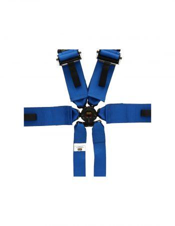 QRH336-BLUE-qsp-6-point-harness-fhr-touring-fia-blauw-_westcoast_motorsport_close