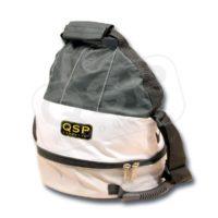 qsp helmet bag westcoast motorsport qbag 2 hans