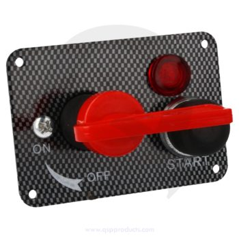 start panel westcoast motorsport ignition