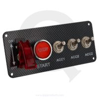 QE6005C start panel westcoast motorsport ignition