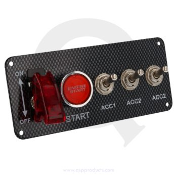 QE6005C start panel westcoast motorsport ignition