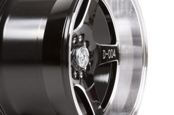 D-004_Black champer polished lip spokes 18x11 59 north wheels westcoast motorsport (1)