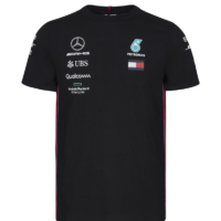 AMG-f1-Mercedes-motorsport-Petronas-Team-T-Shirt-Black