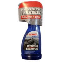interior shampoo gummi interior schampo sonax spray textil tyskland vinyl wcms xtreme