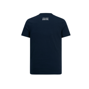 AMRBR FW MENS ACCELERATE GRAPHIC TEE Navy 170791013502215_back