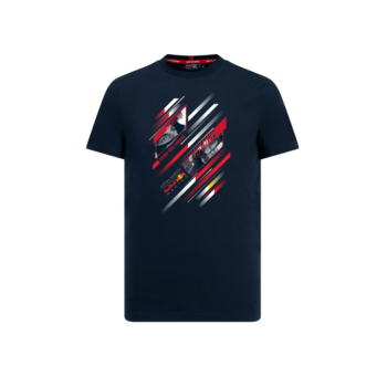 AMRBR FW MENS ACCELERATE GRAPHIC TEE Navy 170791013502215_front