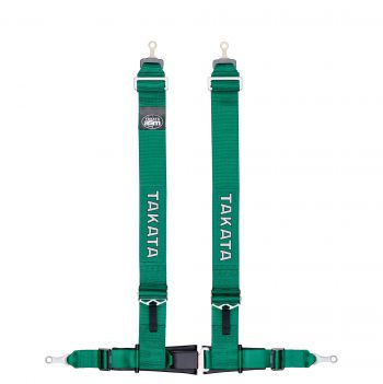 70003-H2 takata drift III westcoast motorsport bolt green