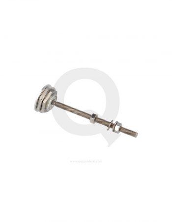 QCLIP-ALS-S-qsp-fast-latch-small-aluminum- silver westcoast motorsport 1
