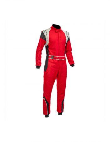 marina-overall-elast1-ur-f161 westcoast motorsport red racing overall front