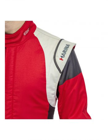 marina-overall-elast1-ur-f161 westcoast motorsport red racing overall shoulder