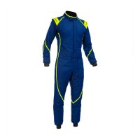 marina-suit-elast1-pals-f160 blue race overall westcoast motorsport front
