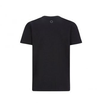 MAPM FW SMALL LOGO TEE black westcoast motorsport back