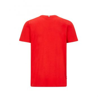 SF FW MENS INFOGRAPHIC TEE westcoast motorsport red back
