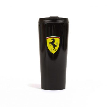 130171076100000 f1 SF FW THERMAL MUG termosmugg westcoast motorsport svart black