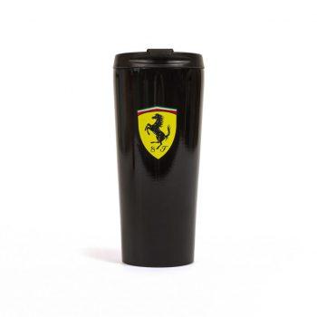 130171076100000 f1 SF FW THERMAL MUG termosmugg westcoast motorsport svart black