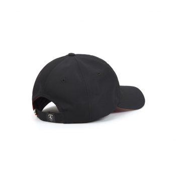130181044100000 SF FW QUILT CAP F1 Westcoast Motorsport Svart black back