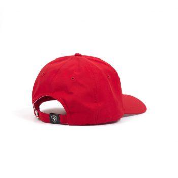 130181044600000 SF FW QUILT CAP F1 Westcoast Motorsport röd red back