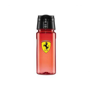 130191023600008 SF FW RACE WATER BOTTLE red röd westcoast motorsport wcms vattenflaska ferrari front
