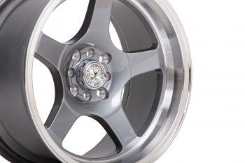 59_North_Wheels_D-004_8-5x17-ET10-4x100-4x114-3_Glossy_gunmetal_polished_lip_westcoast_motorsport_closeup