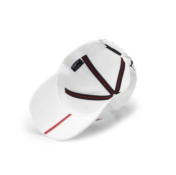 304491001200000_PORSCHE RP TEAM CAP_white_vit_westcoast_motorsport_bottom