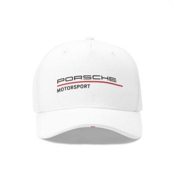 304491001200000_PORSCHE RP TEAM CAP_white_vit_westcoast_motorsport_front