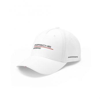 304491001200000_PORSCHE RP TEAM CAP_white_vit_westcoast_motorsport_side