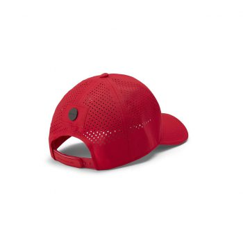 304491011600000_PORSCHE FW CAP_red_röd_westcoast_motorsport_back