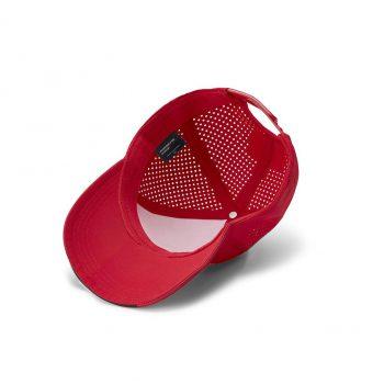 304491011600000_PORSCHE FW CAP_red_röd_westcoast_motorsport_bottom